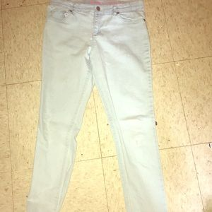 Children's place denim size 14 super skinny